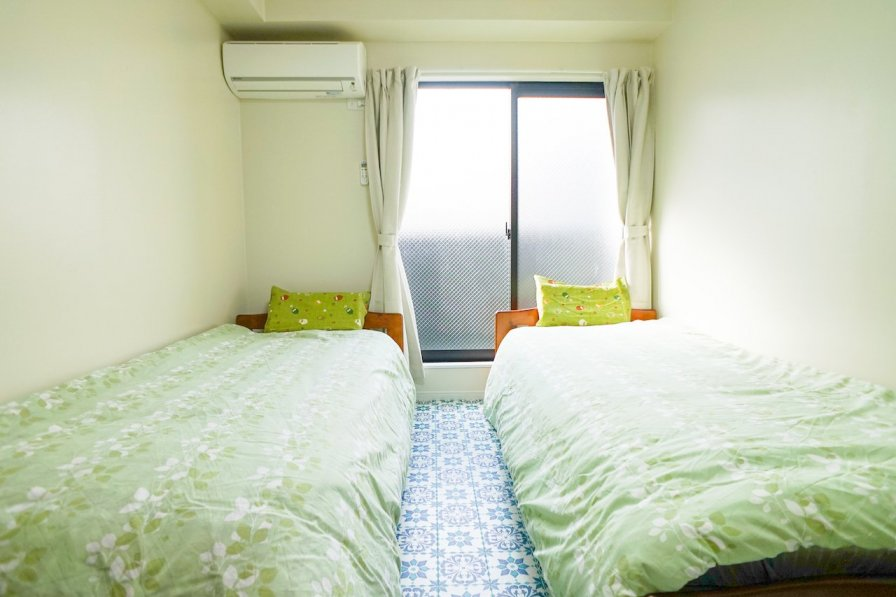 Apartment in Japan, Osaka