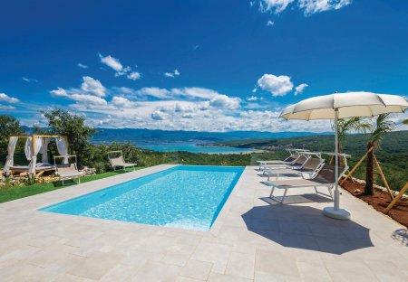 Villa in Sužan, Croatia