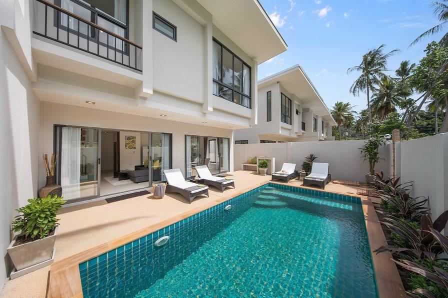 Villa Nabu - luxurious holiday villa, close to beach great value