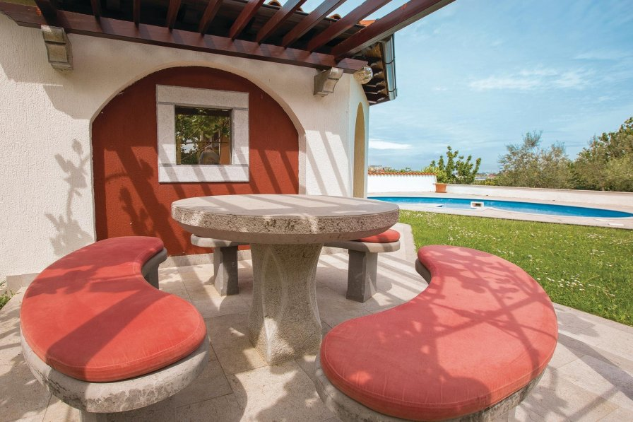 Kampel holiday apartment rental with swimming pool