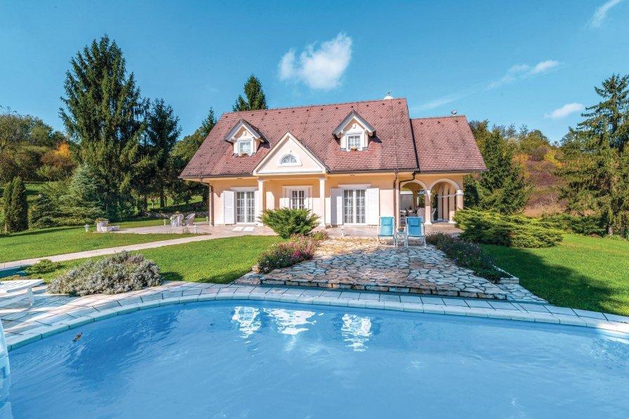 Villa in Croatia, Donji Zbilj