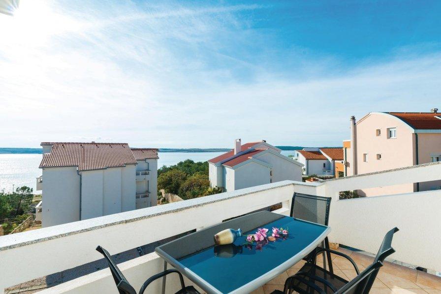 Apartment in Croatia, Vidalići