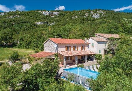 Villa in Sušići, Croatia