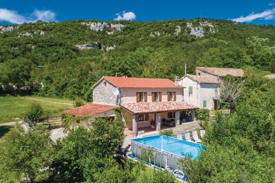 Villa in Croatia, Sušići