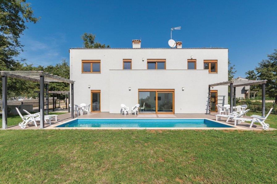 Villa in Croatia, Buići