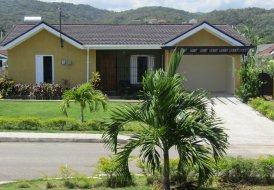 House in Ocho Rios, Jamaica: