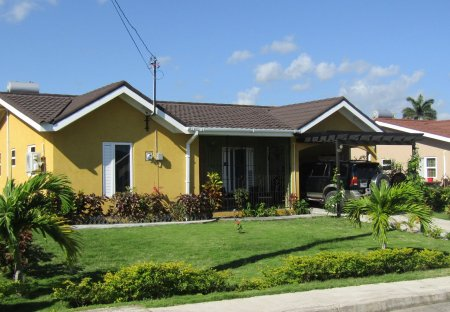 House in Ocho Rios, Jamaica