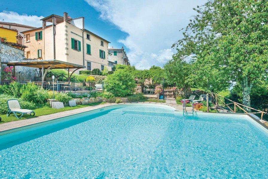 Apartment in Italy, Boccheggiano