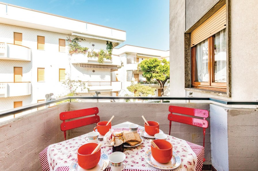 Apartment in Italy, Villa Rosa