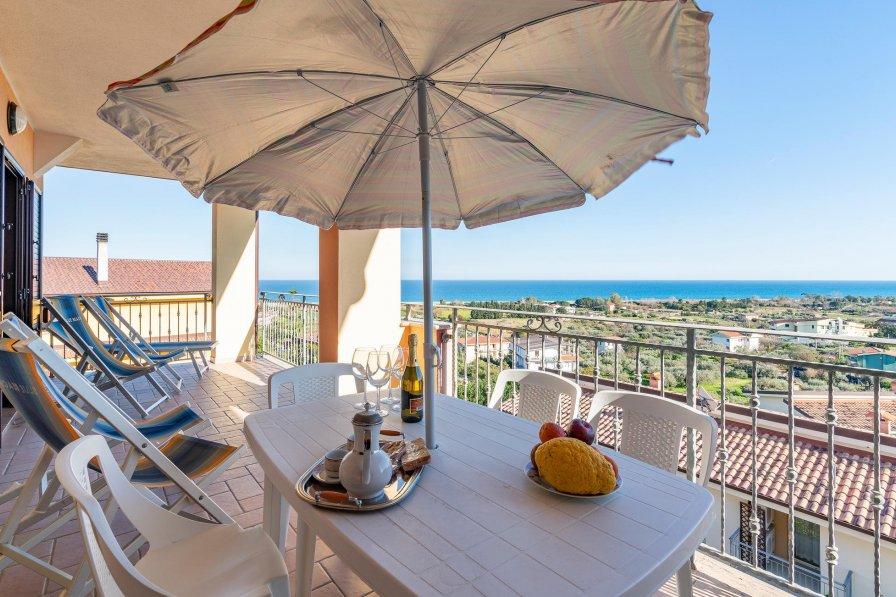 Apartment in Italy, Badolato Marina