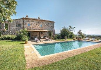 5 bedroom Villa for rent in Bagnoregio