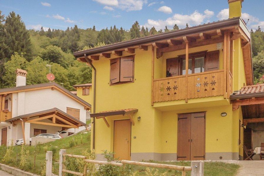 Villa in Italy, Clauzetto