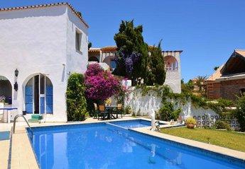 Villa in Spain, Faro de Calaburras