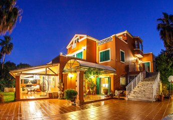 6 bedroom Villa for rent in Zakynthos