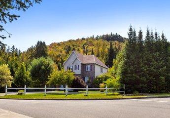 Cottage in Canada, Quebec