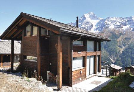 Villa in Wiler (Lötschen), Switzerland