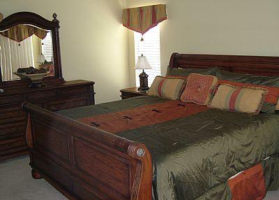 Villa in USA, Highlands Reserve Golf course: Master Bedroom King