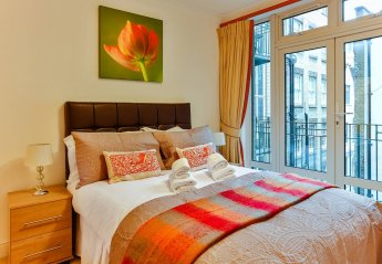 3 bedroom Apartment for rent in Central London (Zone 1)