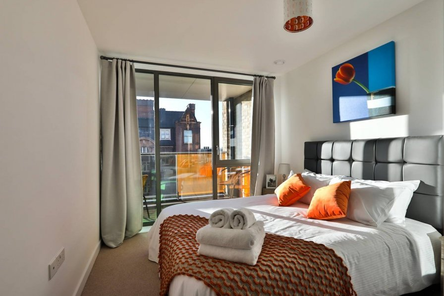 Apartment in United Kingdom, Shadwell