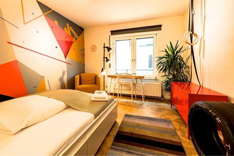 Studio apartment in Germany, Innenstadt-Jungbusch