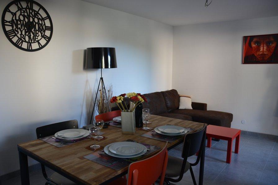 Apartment in France, Thollon-les-Mémises