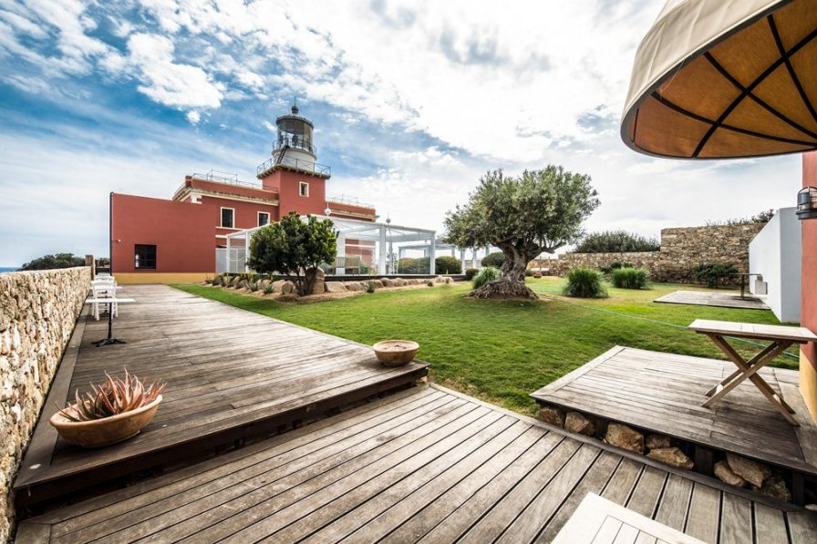 Villa in Italy, Teulada