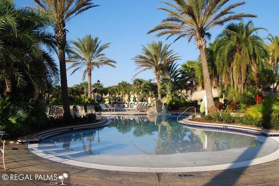 STUNNING 4 Bedroom House at Regal Palms Resort,Near Disney