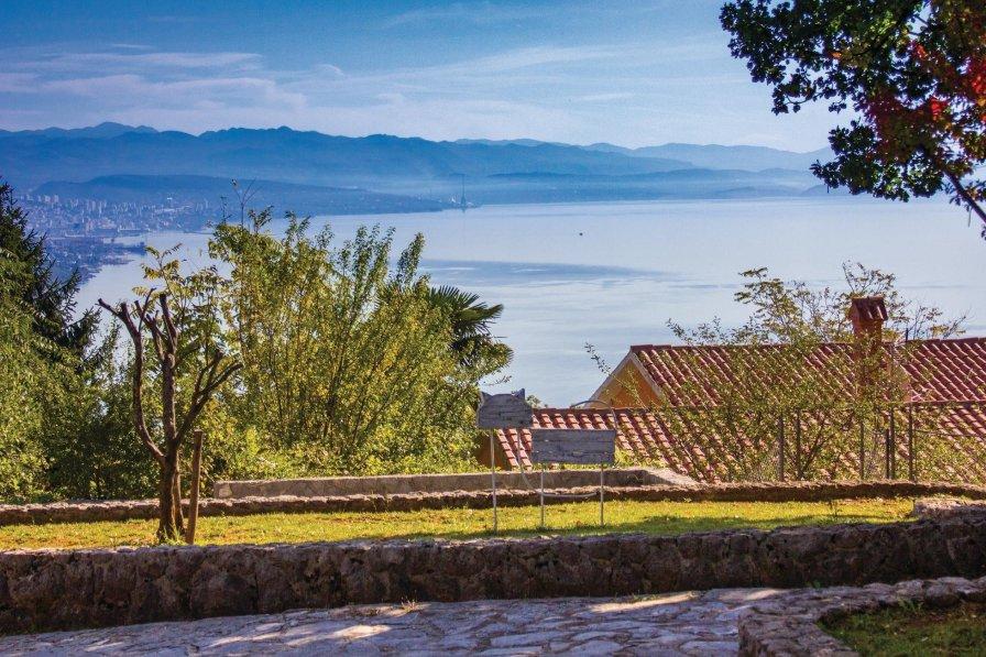 Villa in Croatia, Pobri