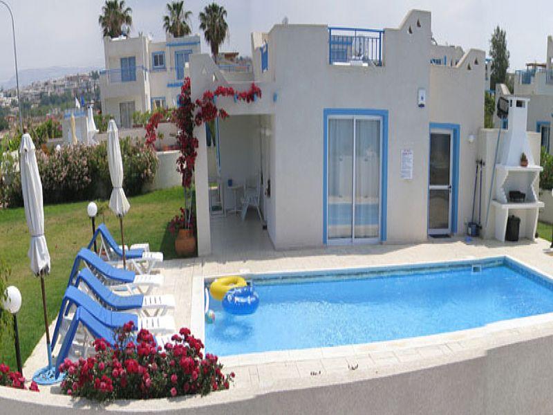 Villa in Cyprus, Chlorakas: The villa