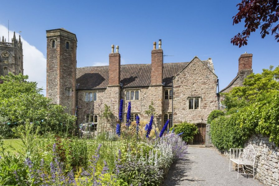 Tudor Tower House