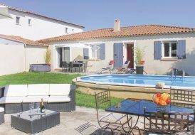 Villa in Aire de la Dime-Roy Rene, the South of France