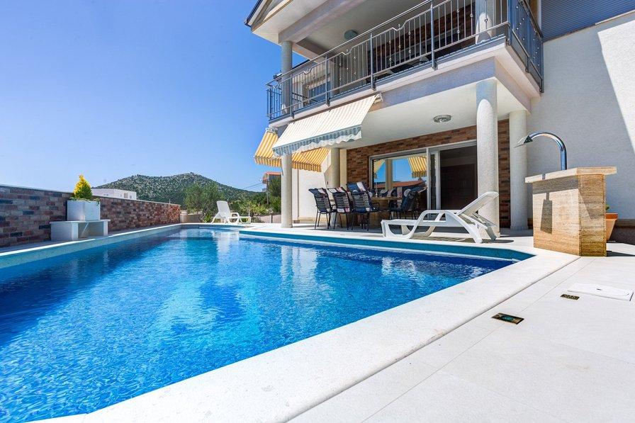Villa in Croatia, Poljica
