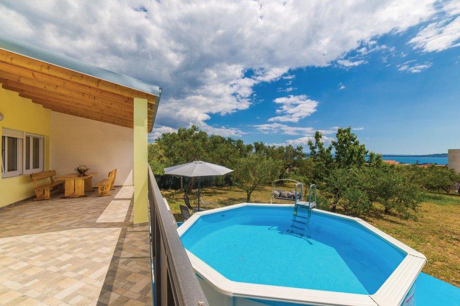 Villa in Croatia, Kaštel Stari