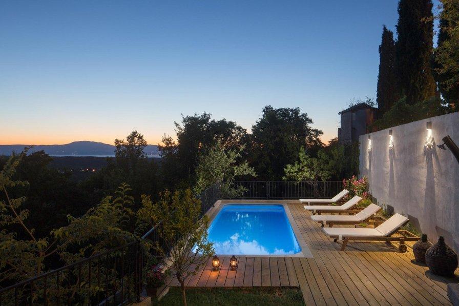 Villa in Croatia, Dobrinj