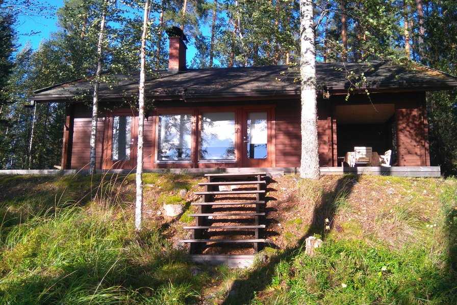 Cottage To Rent In Lake District Finland Near Beach 227173