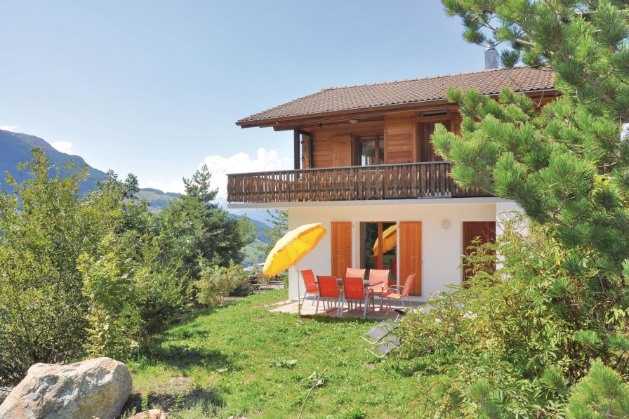 Apartment in Switzerland, Bürchen