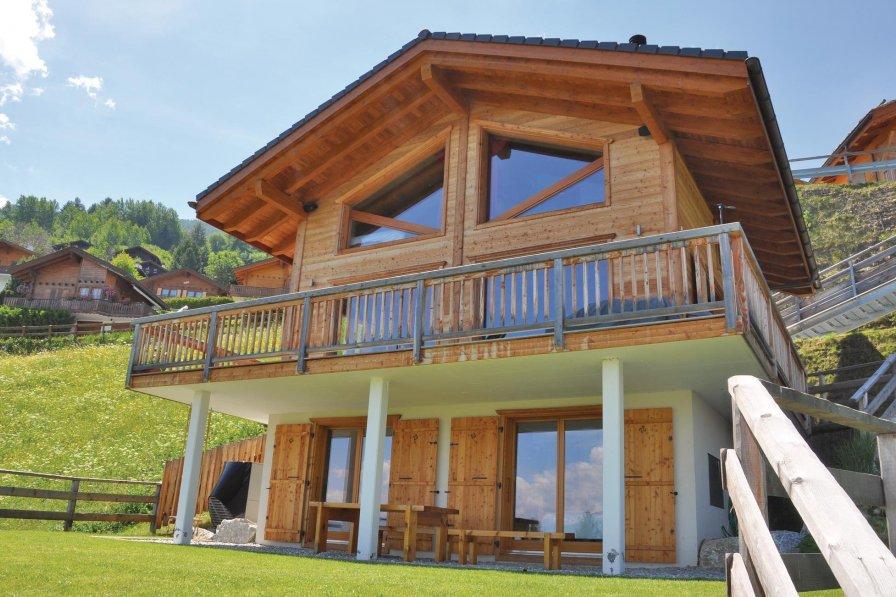 Villa in Switzerland, Nendaz