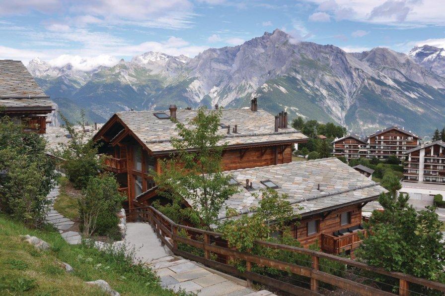 Apartment in Switzerland, Nendaz