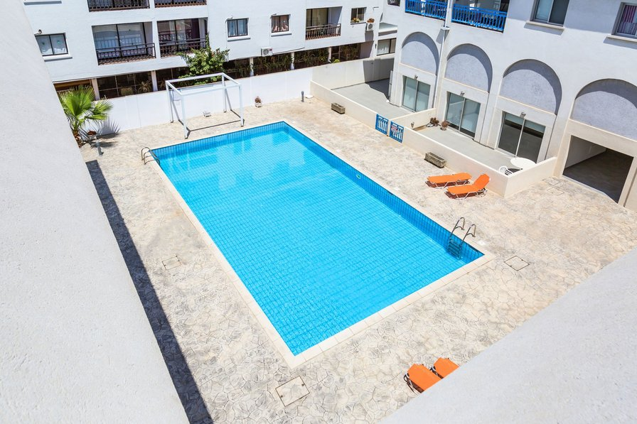 Studio apartment in Cyprus, Ayia Napa