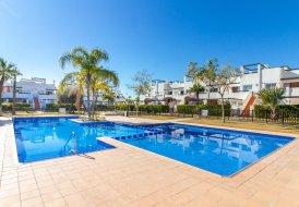 Apartment in Condado de Alhama, Spain