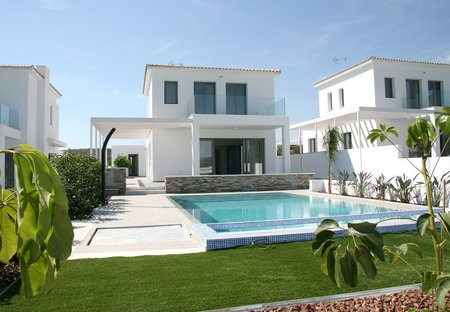 House in Governors Beach, Cyprus
