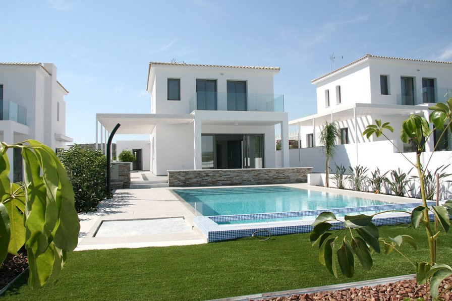 House in Cyprus, Governors Beach