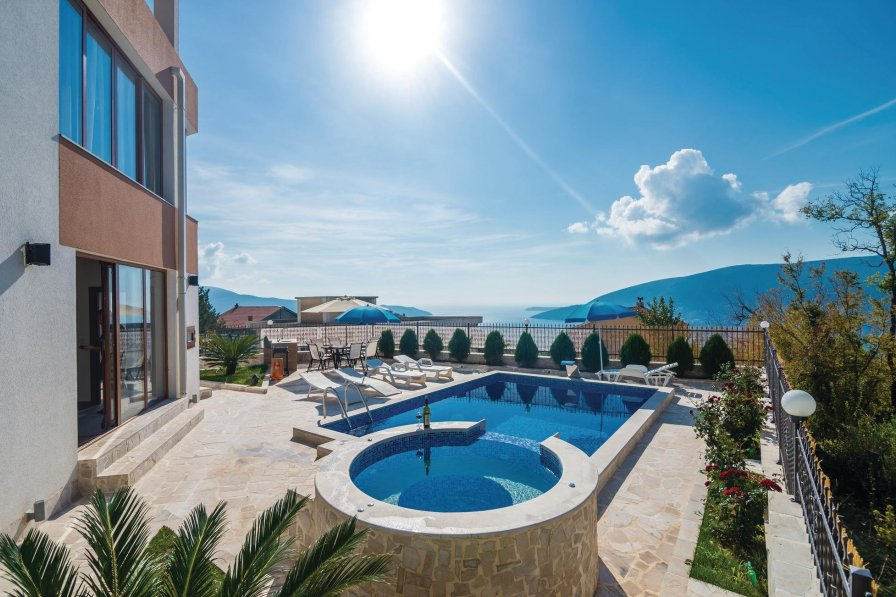 Apartment in Montenegro, Herceg Novi