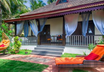 4 bedroom Villa for rent in Siolim
