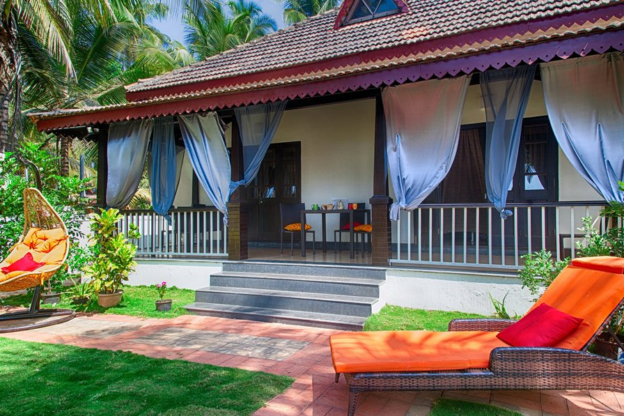 Villa in India, Siolim
