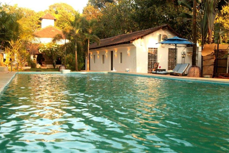 Beach villa Candolim