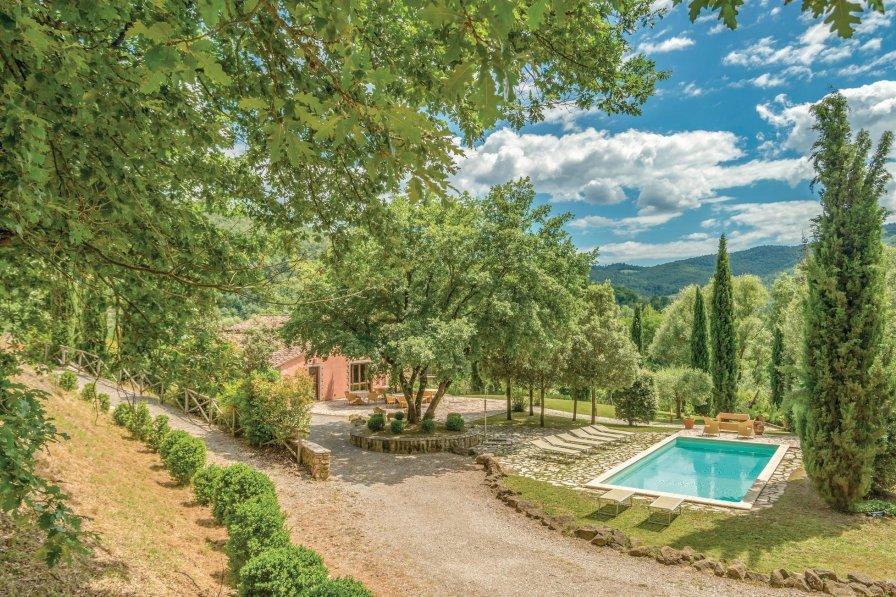 Villa in Italy, Molino dei Lunghi