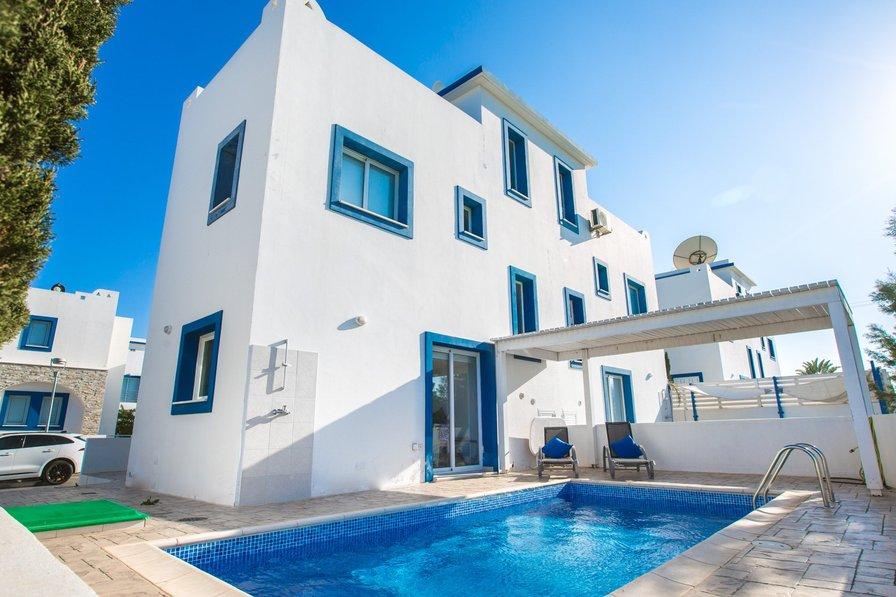 Oceanview villa 247