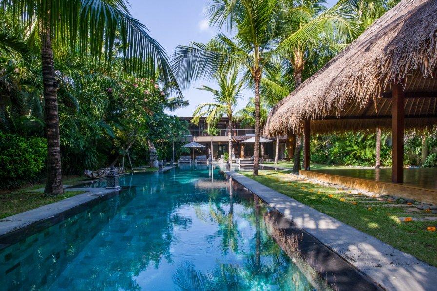 Superb 7 bedrooms villa in Seminyak - Villa Yoga