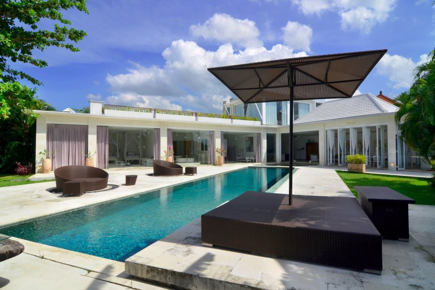 Great 3bdr Villa In Canggu - Villa Putih Satu